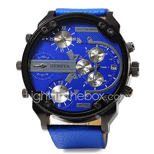Relógio Esportivo Militar Geneva
