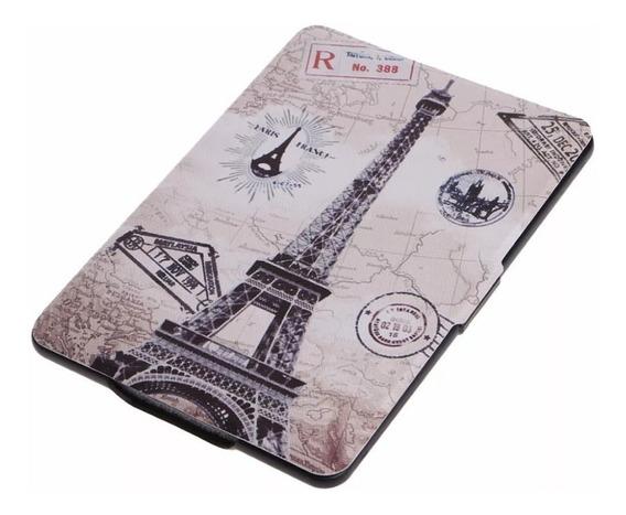 Capa Kindle Paperwhite Paris Trip Travel Viagem Mundo Voyage