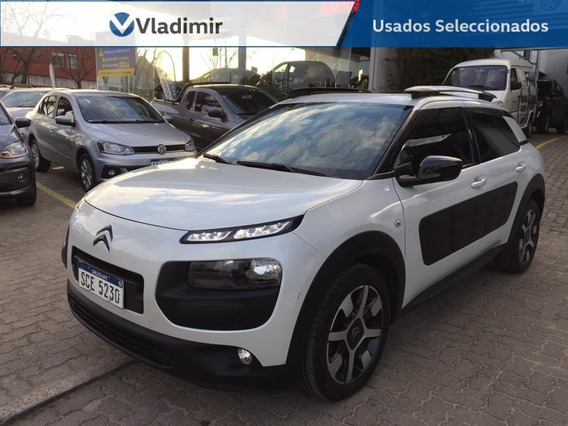 Citroën C4 Cactus Turbo Hatch 2016 Excelente Estado