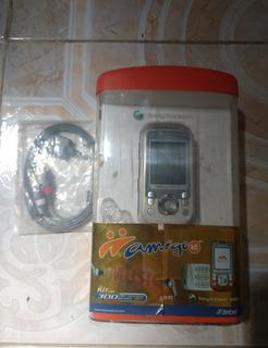 Sony Ericsson W600 Walkman Empaque Original Y Extras