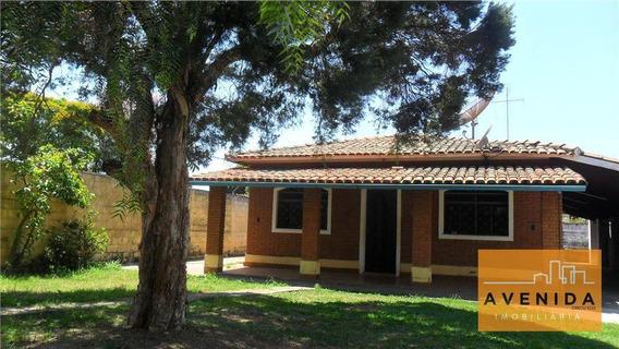 Chácara Para Alugar, 905 M² Por R$ 2.300,00/mês - Santa Terezinha - Paulínia/sp - Ch0054