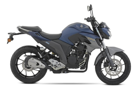 Yamaha Fz 25 0 Km Anticipo $ 200.000 Y 12/18 Cuotas !!!