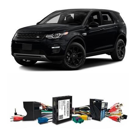 Desbloqueio De Tela Land Rover Discovery Sport 2018 Faaftech