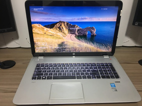 Notebook Hp Envy 17 I7 16gb 1tb Touch Gamer Geforce Full Hd