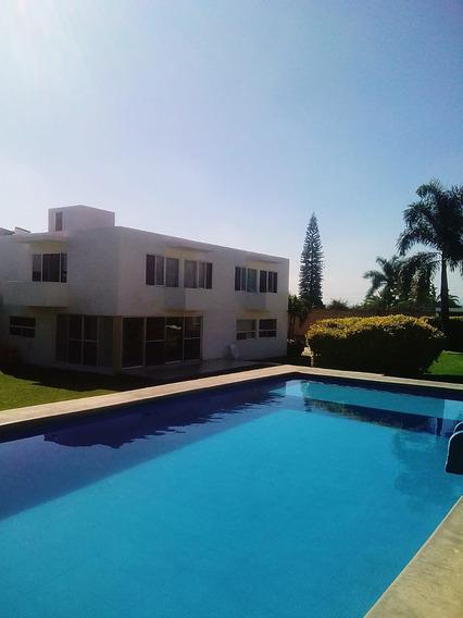 Casa En Renta Fin De Semana Cuernavaca 14 A 25 Personasy Mas