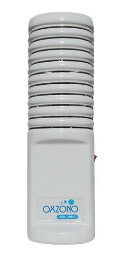Ozonizador Ionizador De Aire Portátil - Gtía 2 Años - 200m3