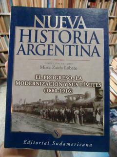 Nueva Historia Argentina Tomo 5 - Mirta Zaida Lobato