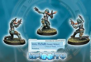 Infinity: Ariadna - Uxia Mcneill (accion Encubierta)