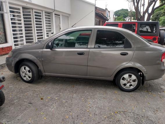Chevrolet Aveo 1.6 Sedan 5 Puertas Bien Equipado