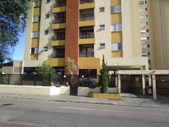 Apartamento Com 3 Dormitórios À Venda, 110 M² Por R$ 560.000,00 - Vila Adyana - São José Dos Campos/sp - Ap2679