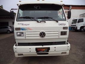 Volkswagen Vw 8140 8.140 4x2 1997 Branca Diesel