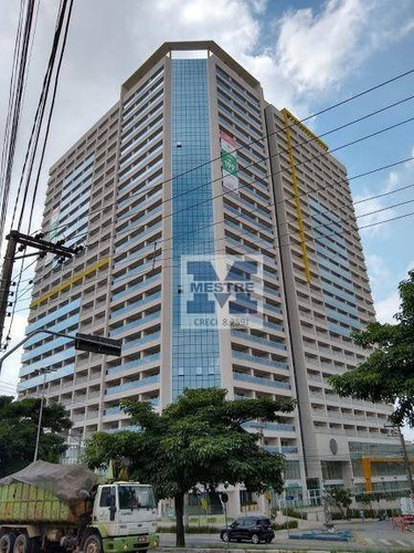 Sala À Venda, 37 M² Por R$ 270.000,02 - Centro - Guarulhos/sp - Sa0281