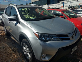 +toyota Rav4 Xle At 2013