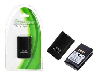 Bateria Para Joystick Xbox 360 Recargable 4800mah - Mr Shop