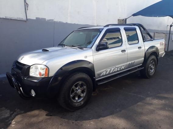 Frontier Xe Attack - Diesel 2007 - Mecânica 4x4