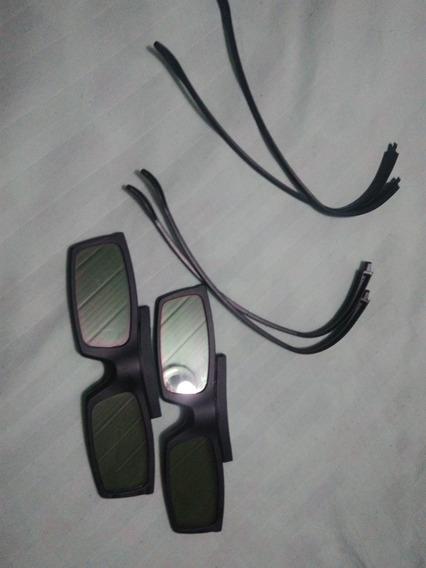 Kit Óculos 3d Samsung