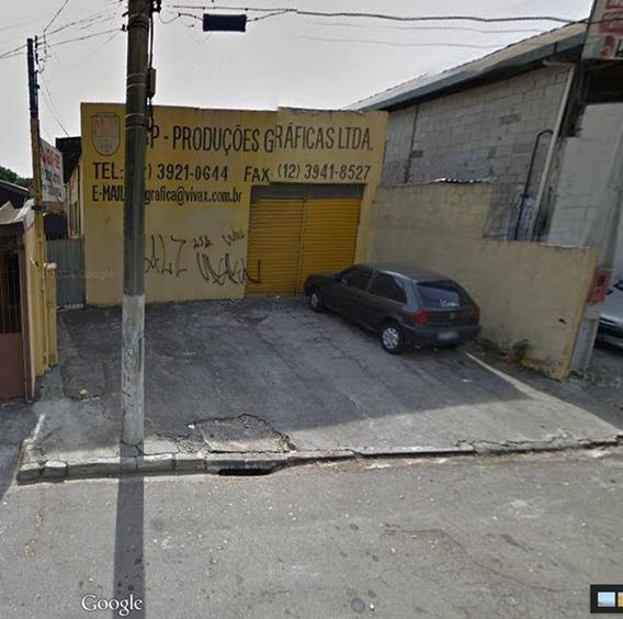 Galpão Comercial Para Locação, Jardim Oswaldo Cruz, São José Dos Campos. - Ga0011