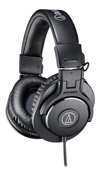 Audio Technica Ath-m30x Fone De Ouvido - Usado