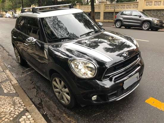 Mini Countryman All 4 2016 Lindo!