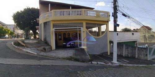 Sobrado Com 2 Dormitórios À Venda, 140 M² Por R$ 350.000,00 - Vila Campanela - São Paulo/sp - So0141