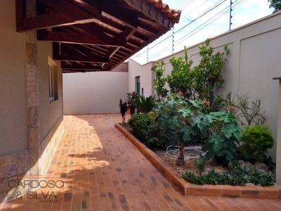 Casa Com 3 Dormitórios À Venda, 160 M² Por R$ 1.100.000 - Jardim Alfa - Santa Bárbara D
