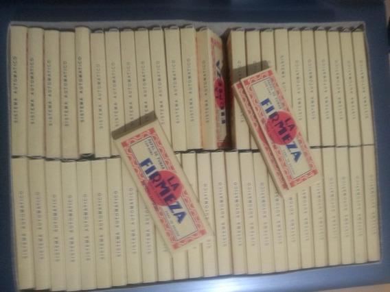 Caja Papeles De Cigarrillos X50 Unidades La Firmeza