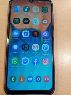 Samsung A30 Caja Y Accesorios