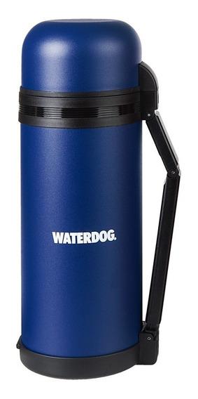 Termo 1.5 Litros Waterdog Con Manija Mate