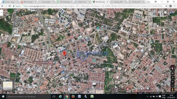Terreno Residencial À Venda, Messejana, Fortaleza. - Te0052