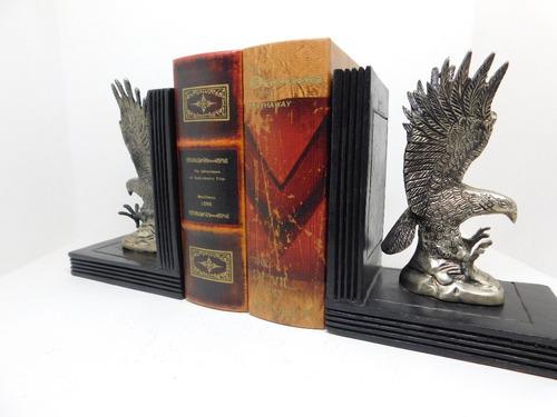 Imagen 1 de 2 de Sujeta Libros Aguilas (nuevo)