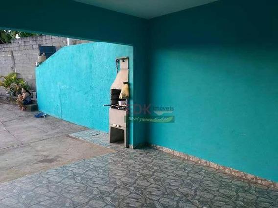 Casa Residencial À Venda, Santa Edwiges, Paraibuna. - Ca1371