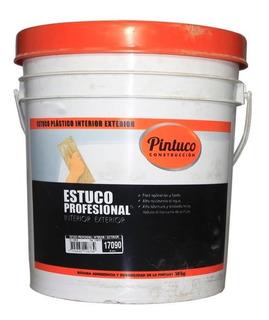 Estuco Profesional Interior Y Exterior 5/1 10200121 Pintuco