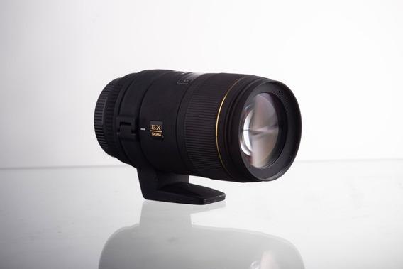 Lente Sigma 150mm Macro 2.8 Dg Hsm - Canon