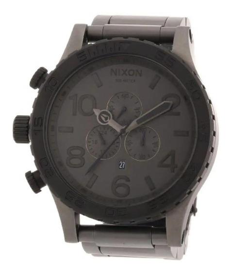 Relógio Vi1745 Nixon 51-30 Chumbo Lançamento 2019 C/ Caixa