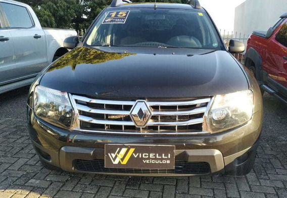 Renault Duster 16 E 4x2 2015