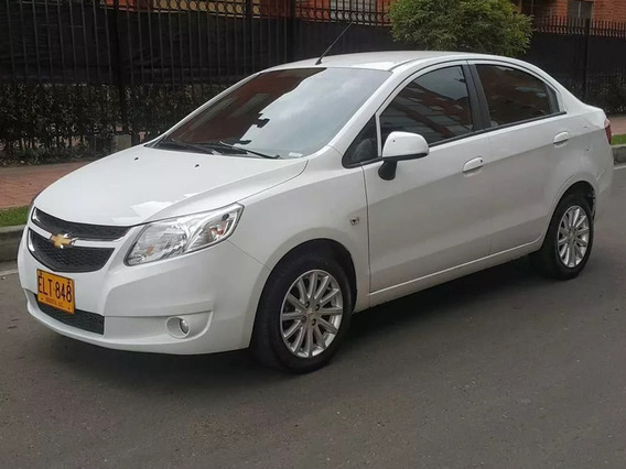 Chevrolet Sail Ltz Mt 1400cc Sd Fe