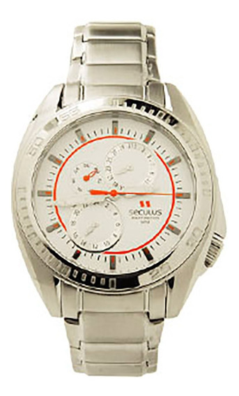Relógio Seculus Masculino Urbano 48033g0sgna2.