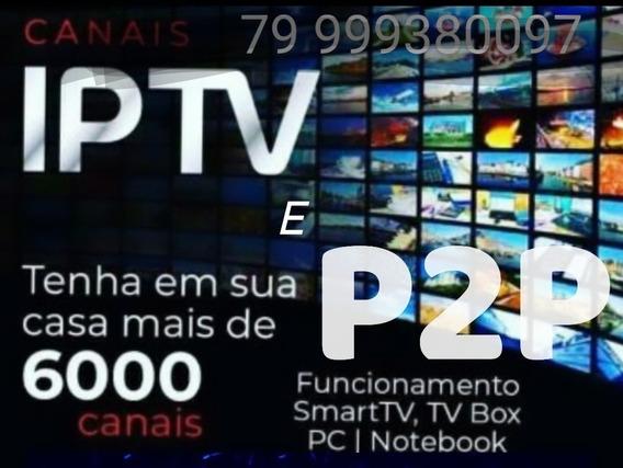 L.ista De C.anais P..2..p Para Sua Tv Box