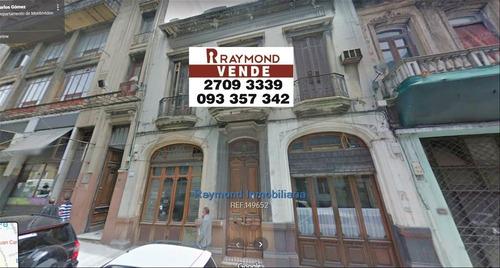 Próx. Plaza Matriz - 322m2 Terreno - 658m2 Edif.