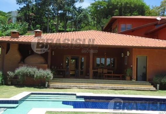 Casa Para Venda, 6 Dormitórios, Vl. Santa Fé - Vinhedo - 3559