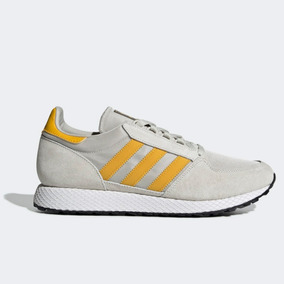 adidas Forest Grove 42 (grey/gold)