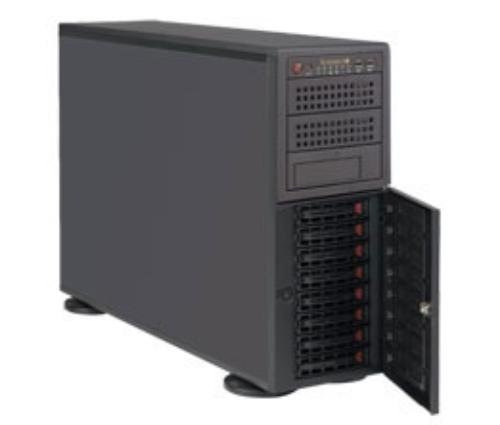 Imagen 1 de 1 de Supermicro Server Barebone System