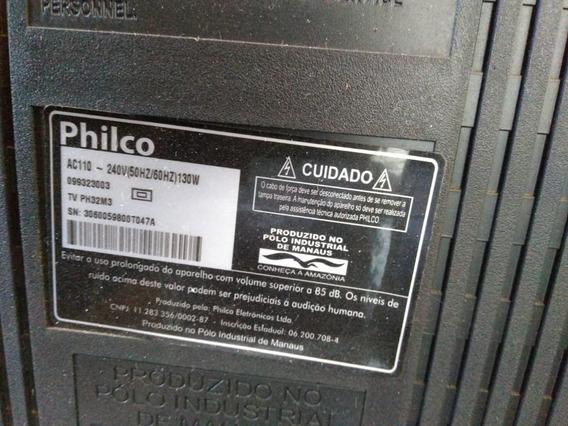 Placa Principal Tv Philco Ph32m3