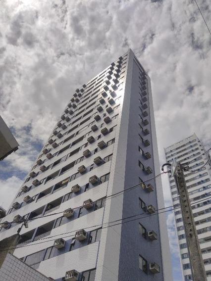 Apartamento Em Torre, Recife/pe De 83m² 3 Quartos À Venda Por R$ 500.000,00 - Ap140847