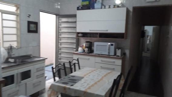 Casa Para Venda, 3 Dormitórios, Mogi Moderno - Mogi Das Cruzes - 3664