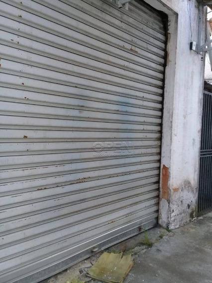 Galpão Para Alugar, 500 M² Por R$ 5.500,00/mês - Jardim Santo Antônio - Santo André/sp - Ga0188