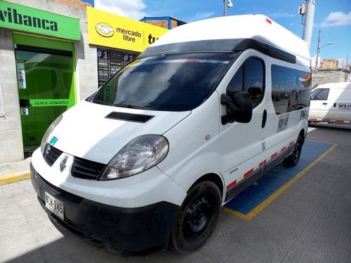 Van Microbus Renault Trafic