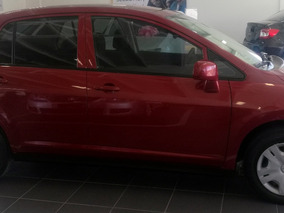 Nissan Tiida 1.8 Sense Sedan Automatico 2017