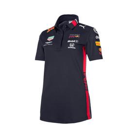 Polo Red Bull Aston Martin Dama Nueva **colección 2019**