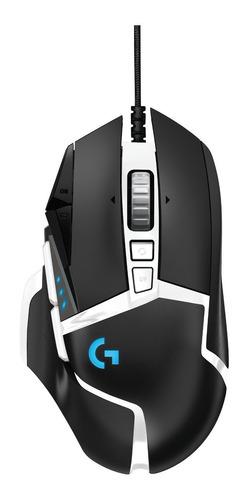 Mouse de juego Logitech Hero SE G Series G502 negro